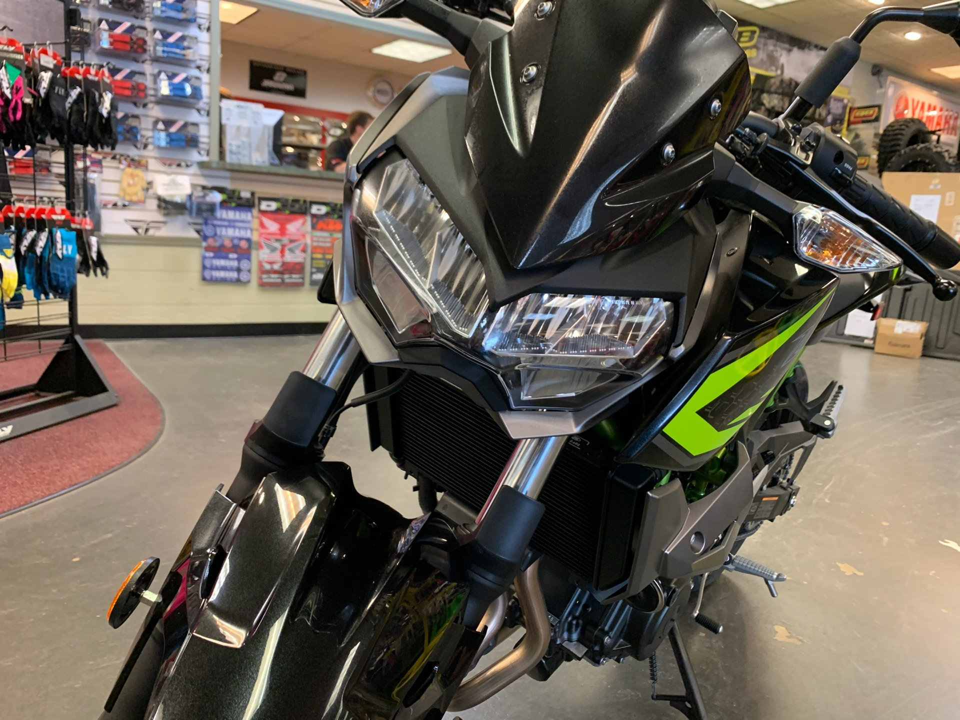 2020 Kawasaki Z400 ABS in Petersburg, West Virginia - Photo 10
