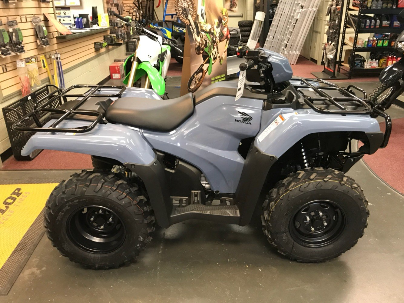 2018 Honda FourTrax Foreman 4x4 in Petersburg, West Virginia