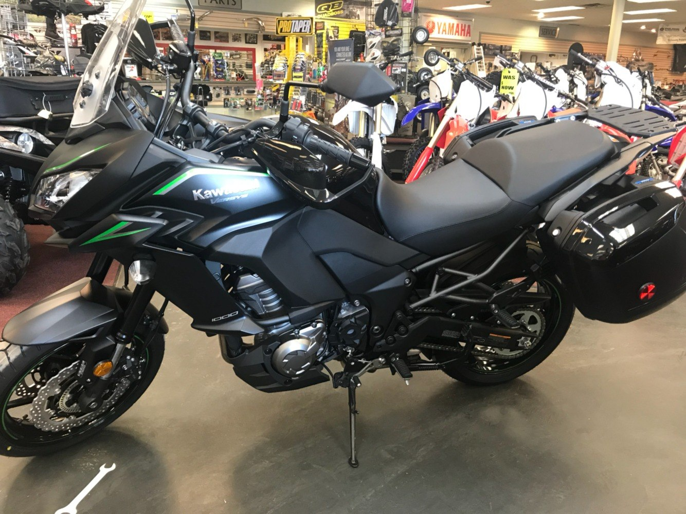 2018 Kawasaki Versys 1000 LT for sale 4624