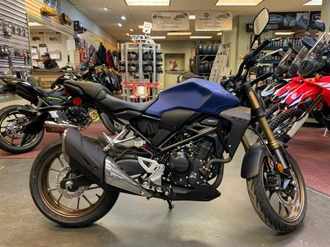 2020 Honda CB300R ABS in Petersburg, West Virginia - Photo 1
