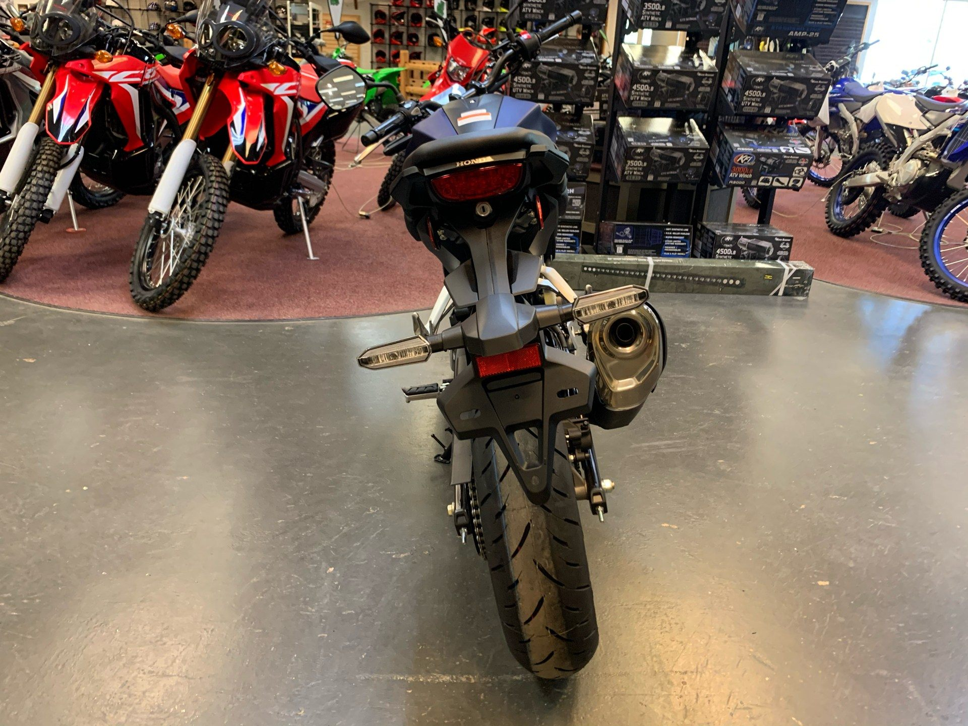 2020 Honda CB300R ABS in Petersburg, West Virginia - Photo 5