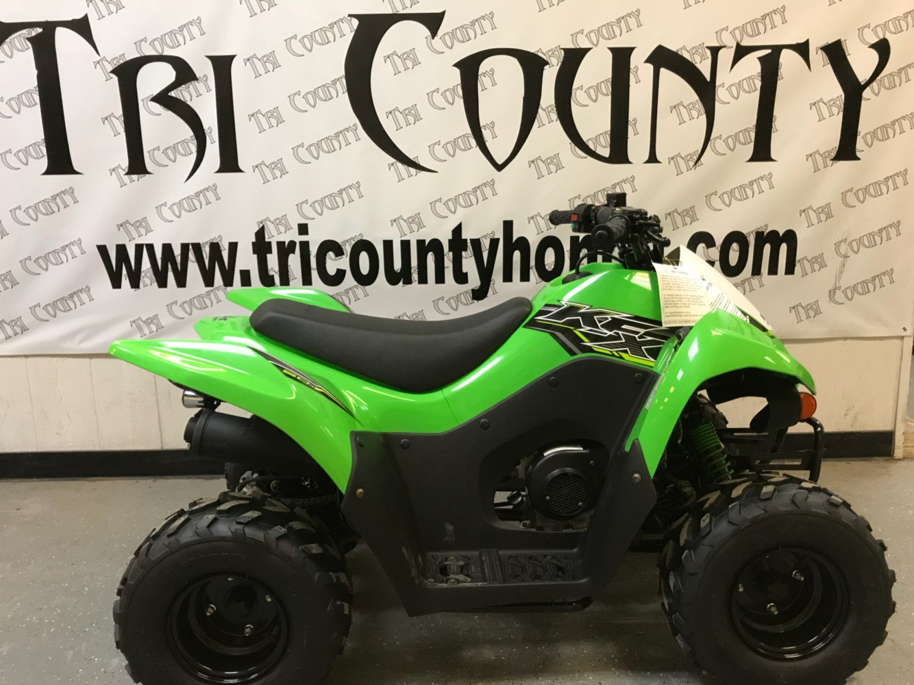 2019 Kawasaki KFX 50 in Petersburg, West Virginia