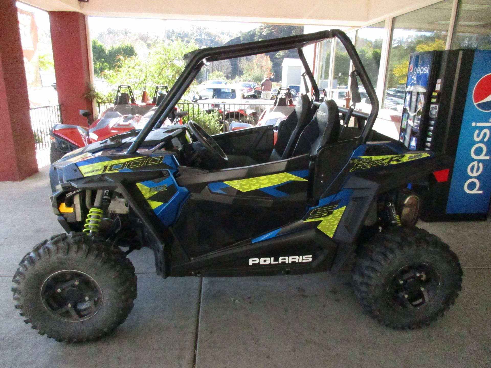 2016 Polaris RZR S 1000 EPS for sale 83969