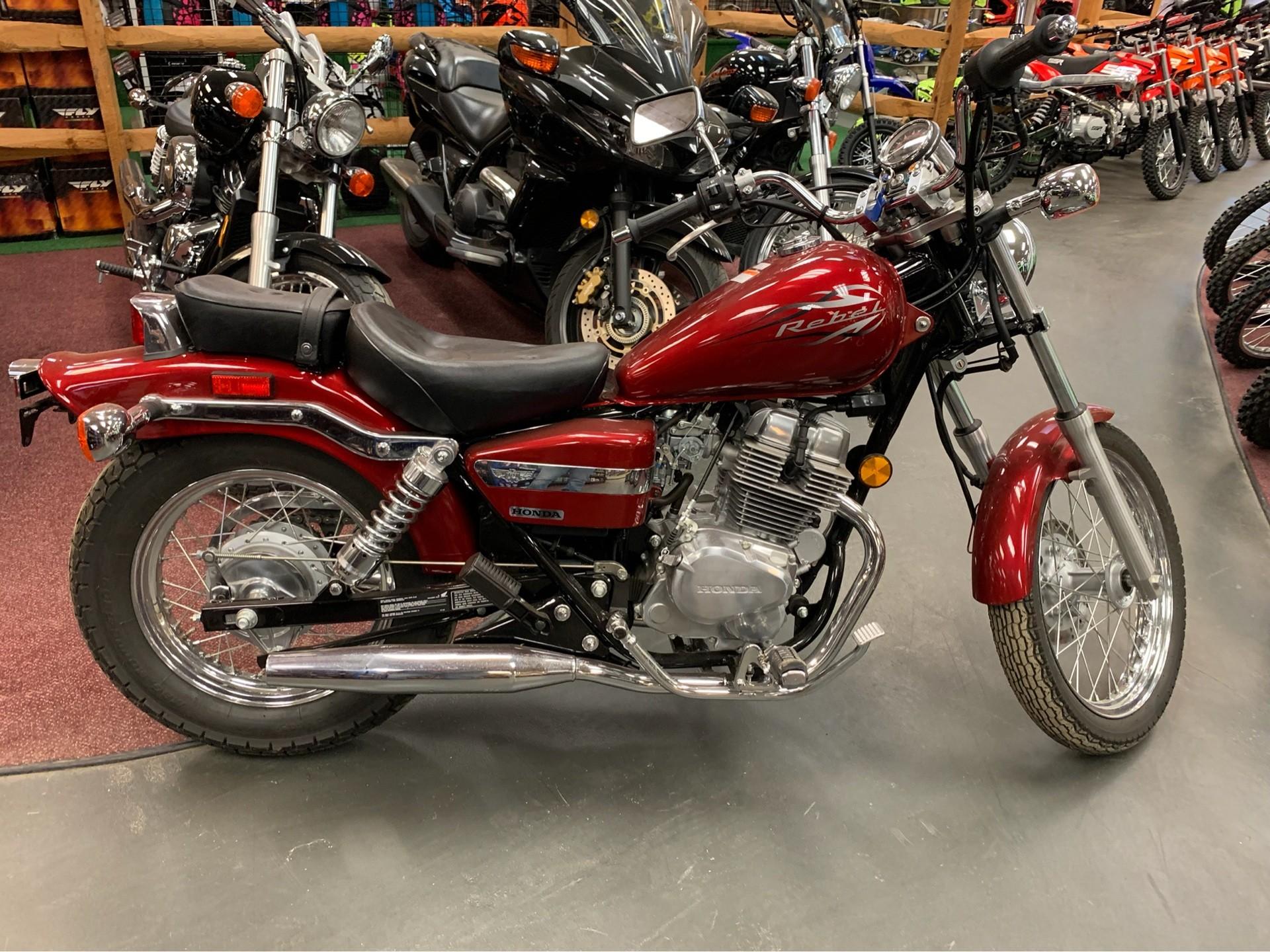 2016 Honda Rebel for sale 953