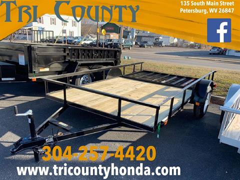 2019 Carry-On Trailers 7X12 in Petersburg, West Virginia
