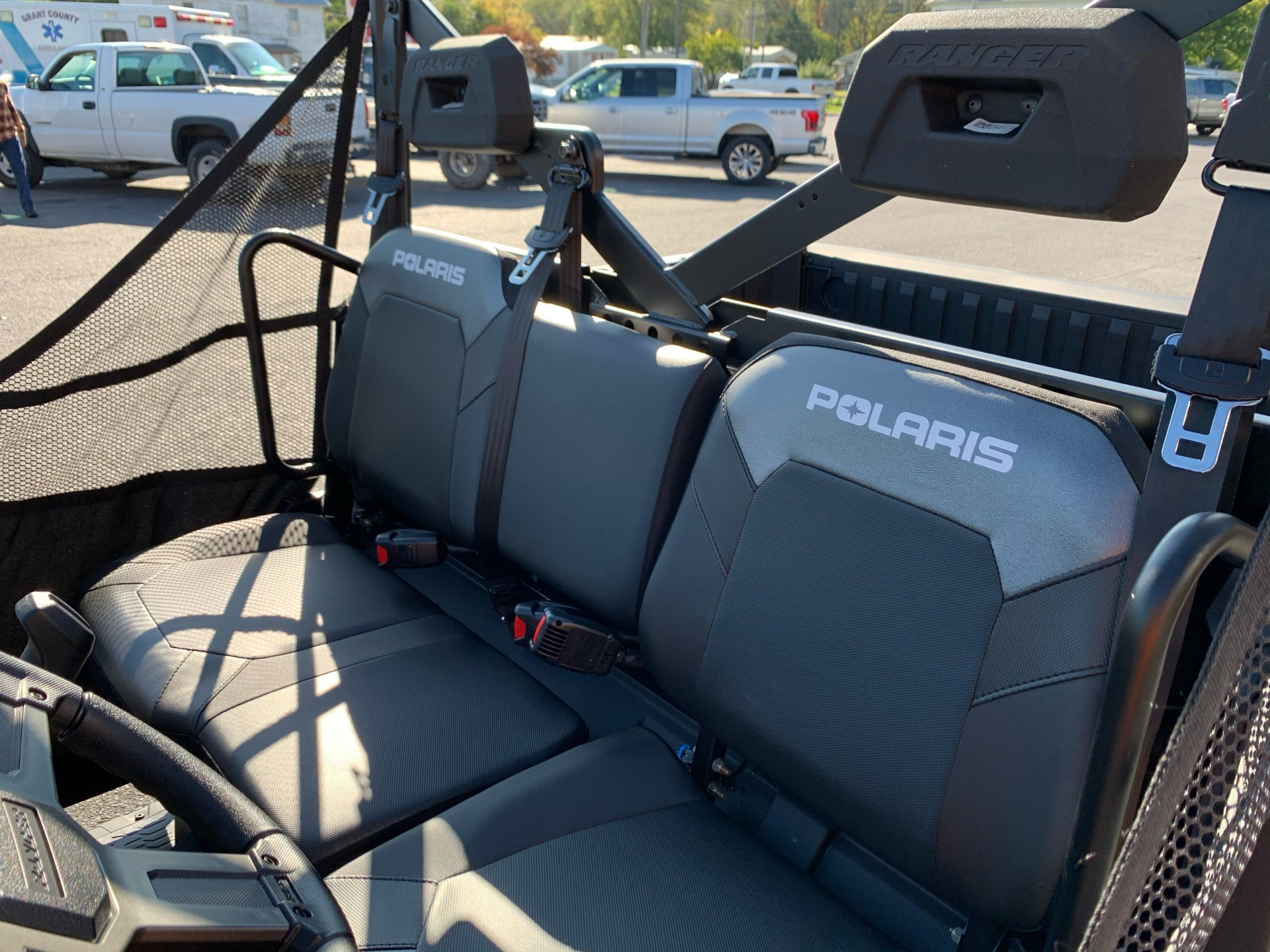 2021 Polaris Ranger XP 1000 Premium in Petersburg, West Virginia - Photo 7