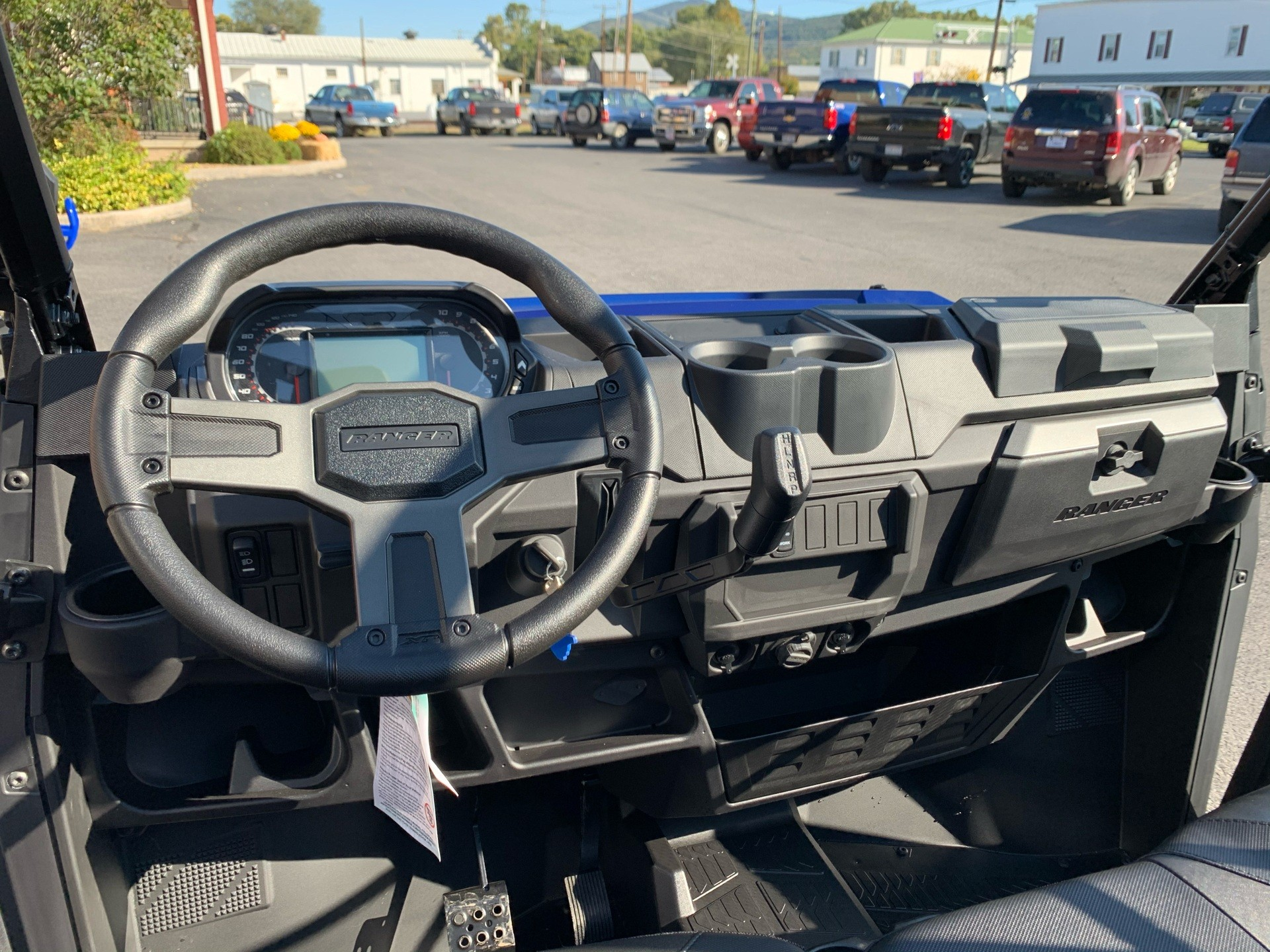 2021 Polaris Ranger XP 1000 Premium in Petersburg, West Virginia - Photo 8
