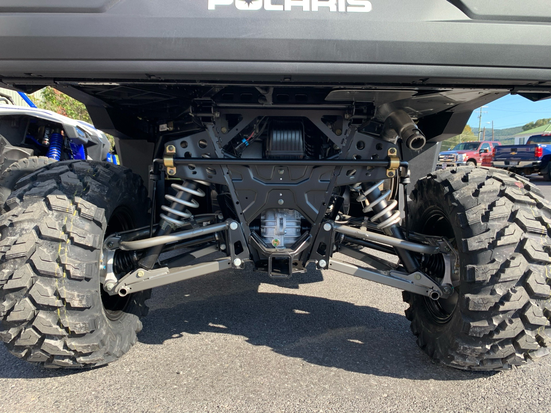 2021 Polaris Ranger XP 1000 Premium in Petersburg, West Virginia - Photo 12