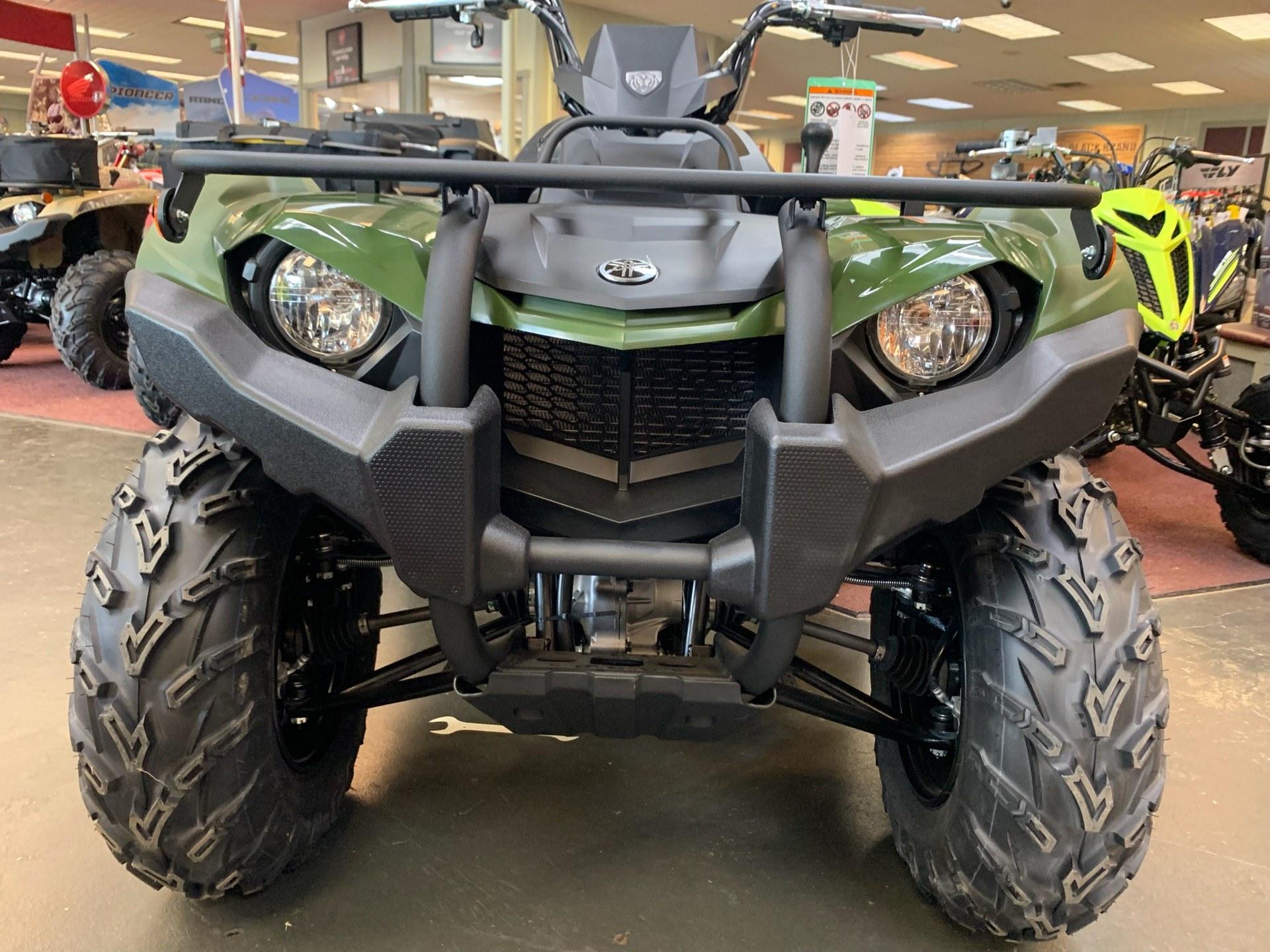 2020 Yamaha Kodiak 450 in Petersburg, West Virginia