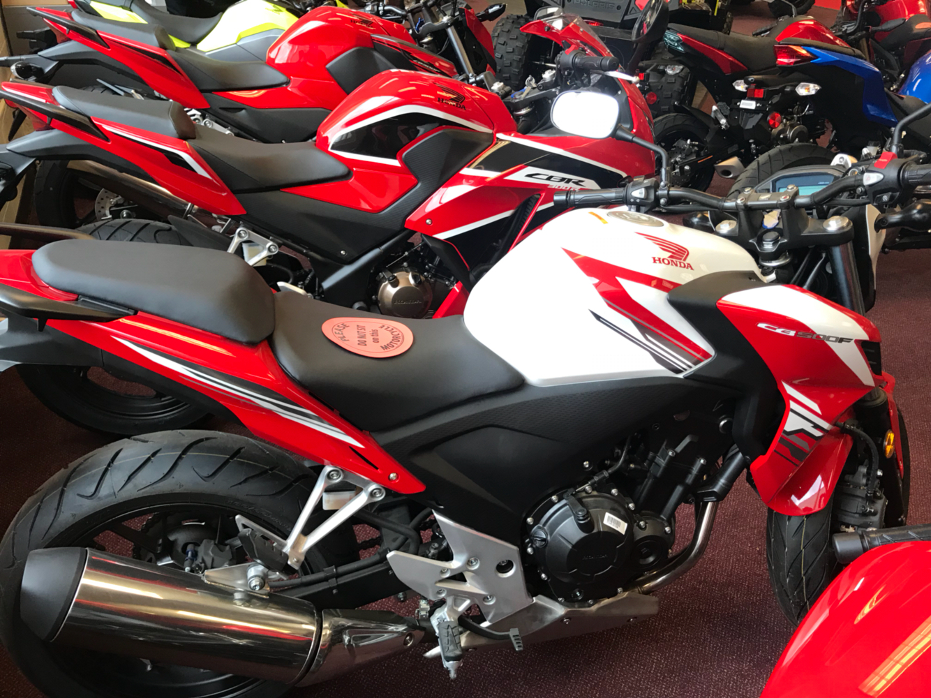 2015 Honda CB500F for sale 641