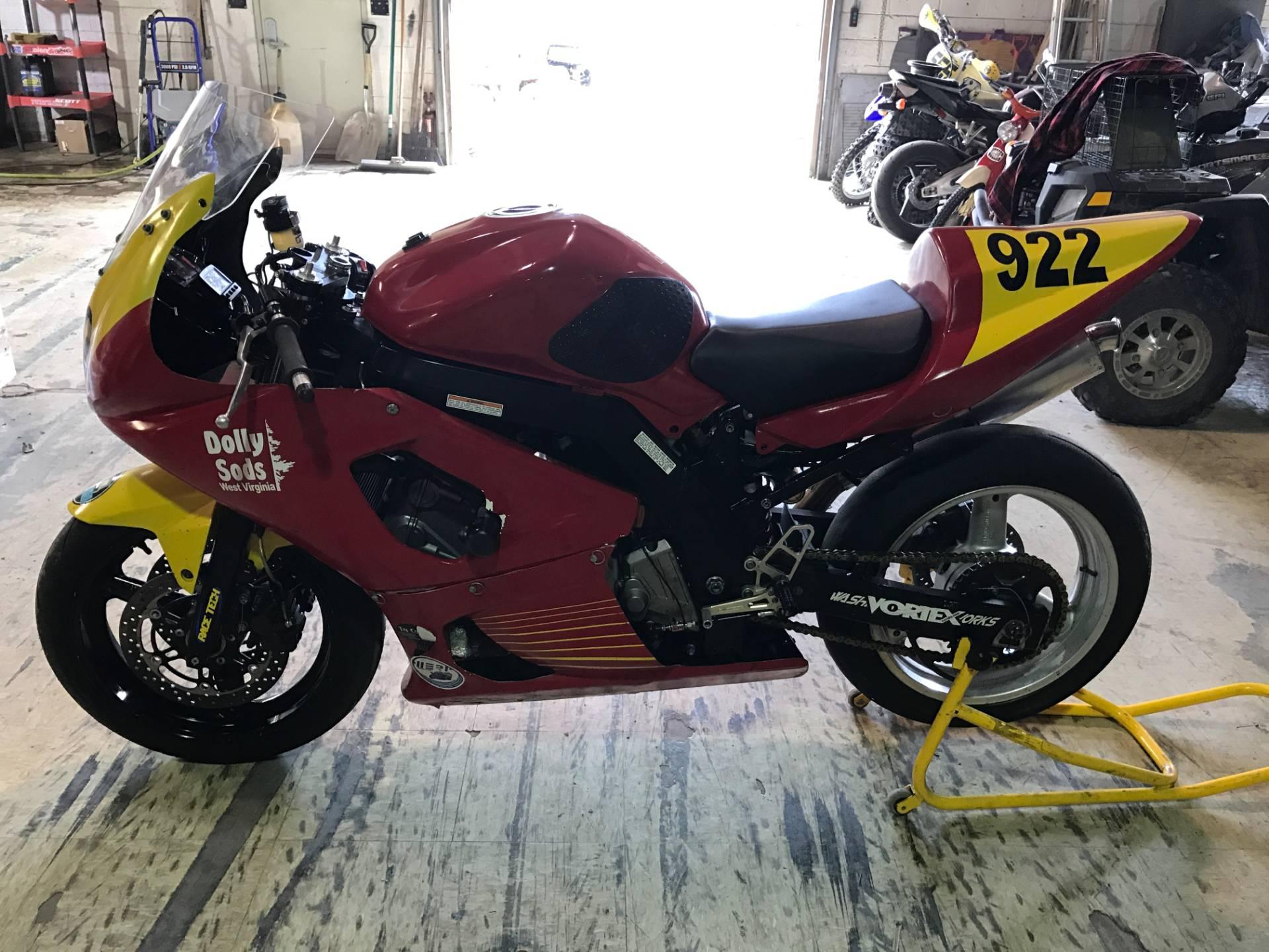 2005 Suzuki SV650 3