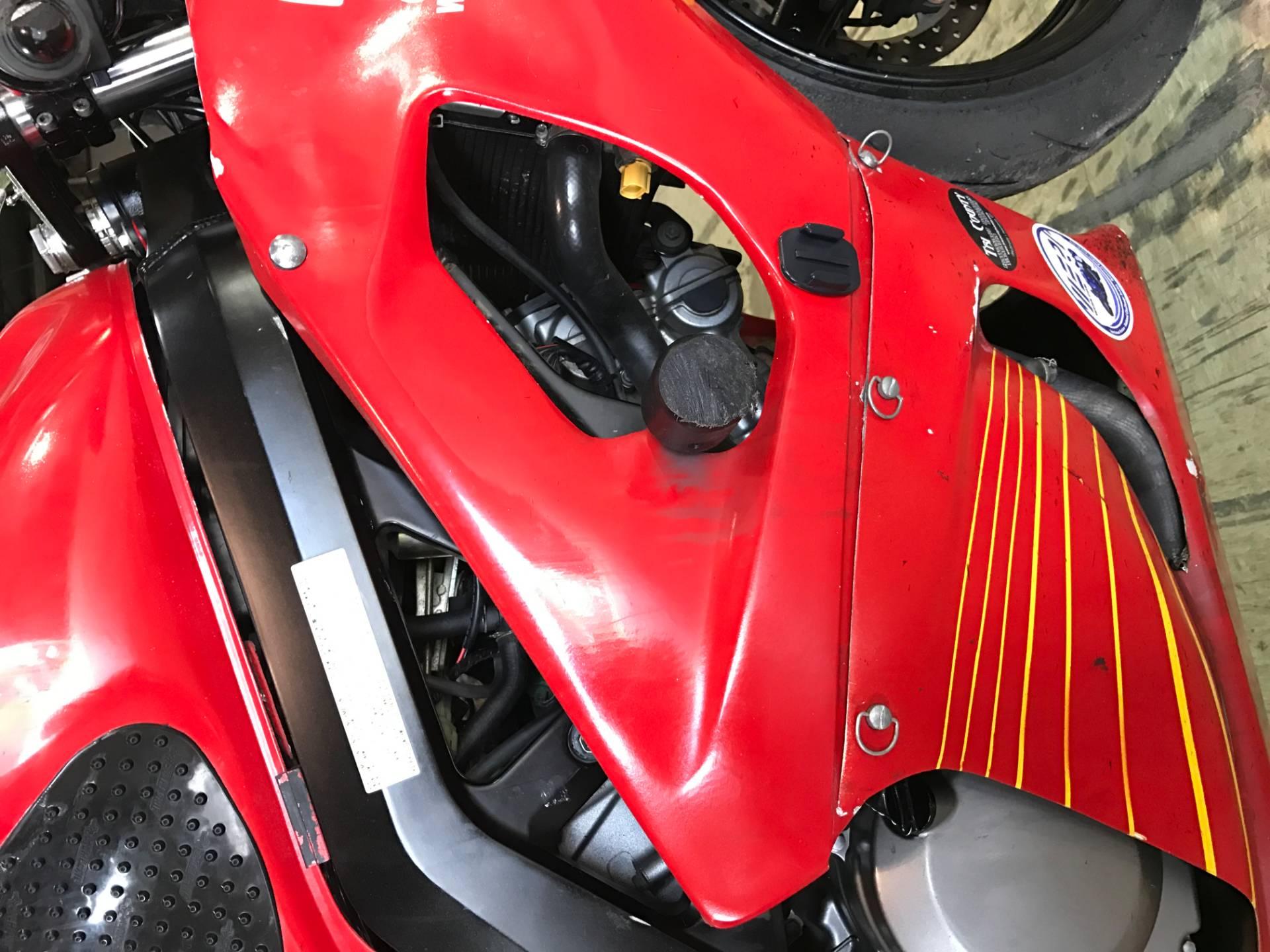 2005 Suzuki SV650 10