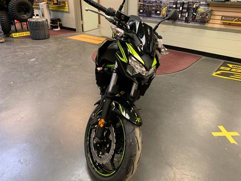 2020 Kawasaki Z650 in Petersburg, West Virginia - Photo 3