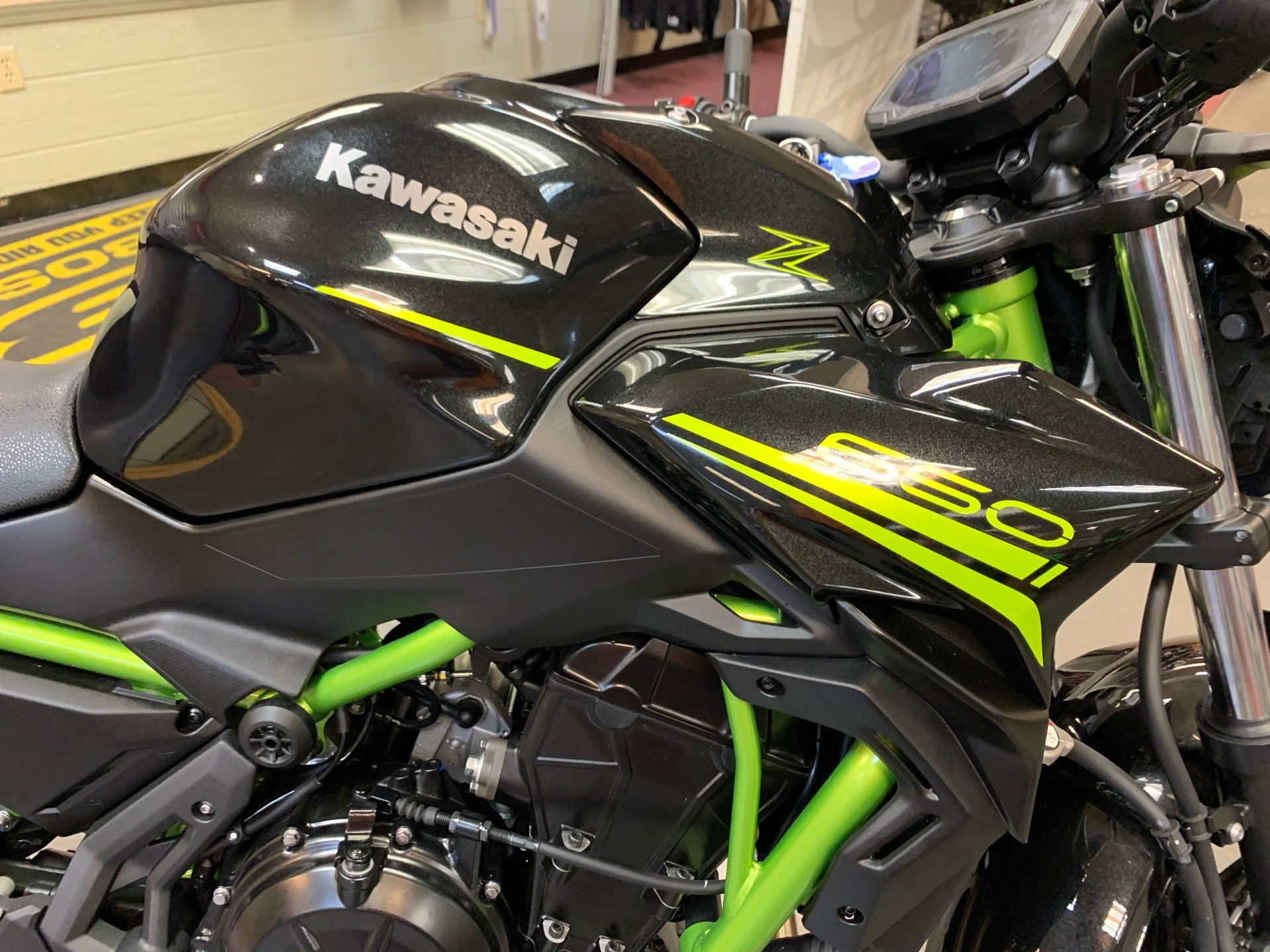 2020 Kawasaki Z650 in Petersburg, West Virginia - Photo 5