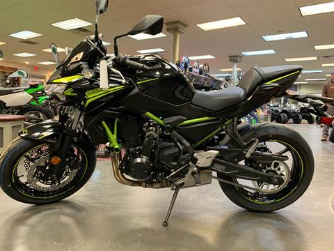 2020 Kawasaki Z650 in Petersburg, West Virginia - Photo 2