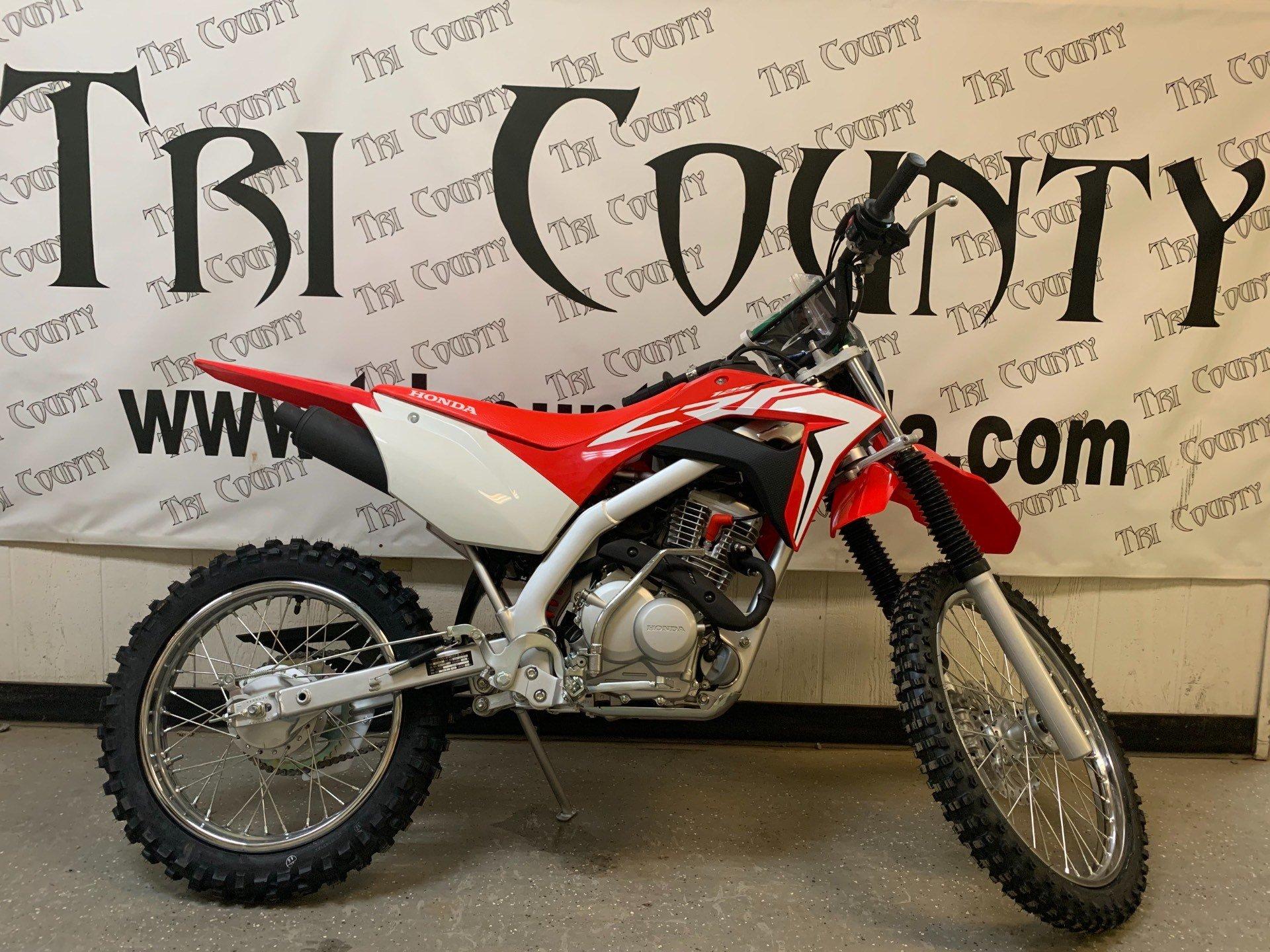 Tri County Honda >> 2019 Honda Crf125f Big Wheel Motorcycles Petersburg West