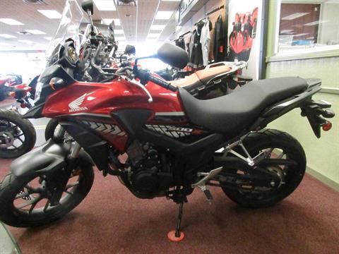 2017 Honda CB500X In Petersburg, West Virginia