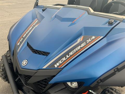 2019 Yamaha Wolverine X4 SE in Petersburg, West Virginia