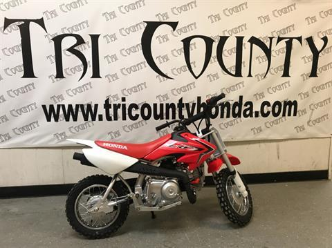 2019 Honda CRF50F in Petersburg, West Virginia