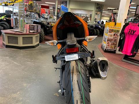2020 Kawasaki Ninja ZX-6R ABS in Petersburg, West Virginia - Photo 5