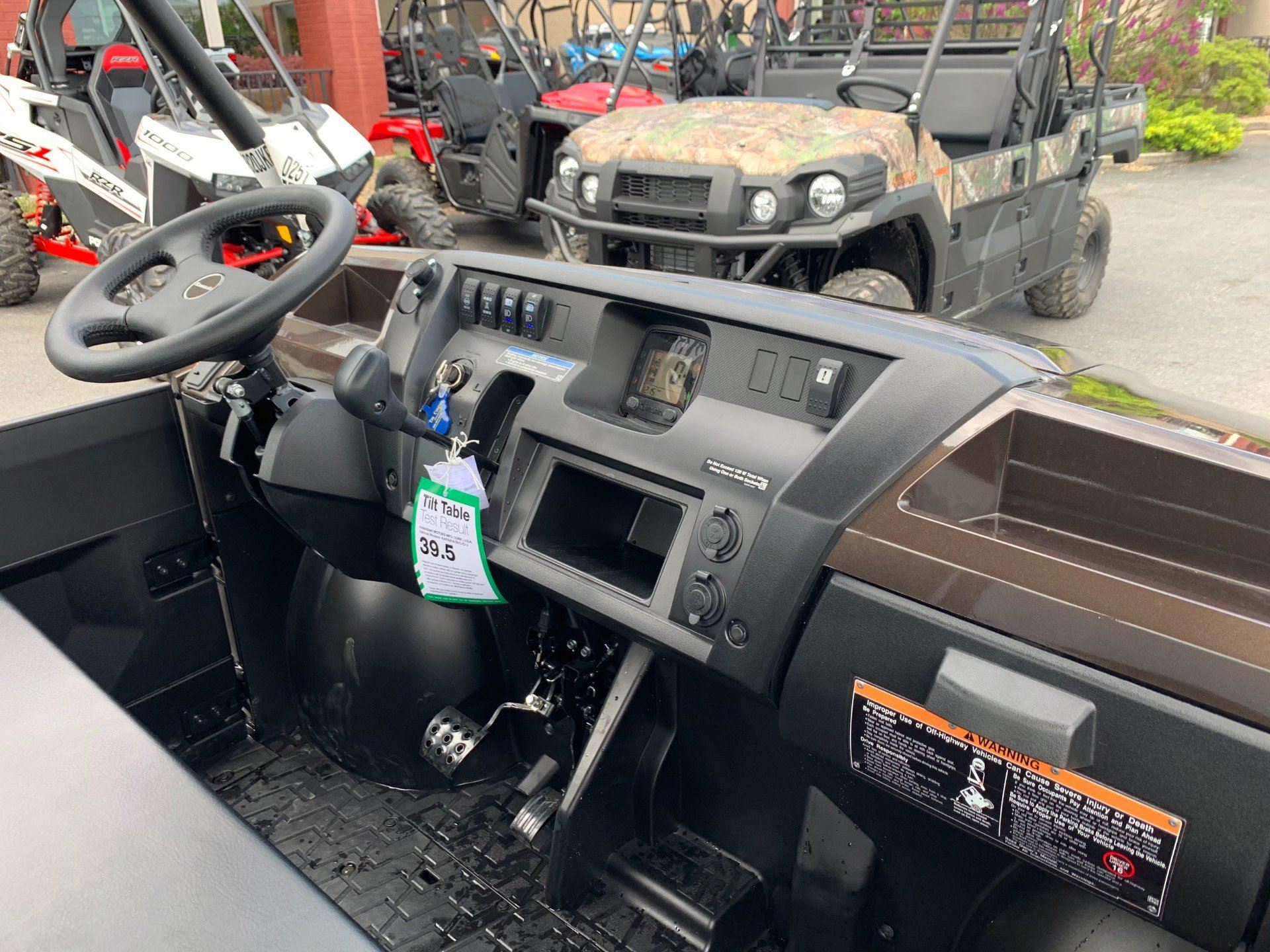 2019 kawasaki mule pro fxt ranch edition for sale