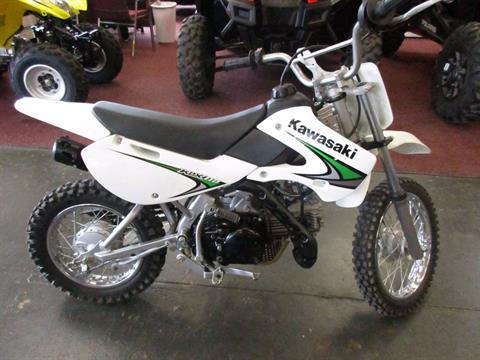 2008 Kawasaki KLX™110 in Petersburg, West Virginia
