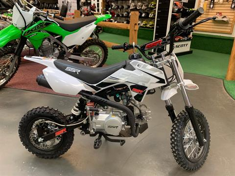 2021 SSR Motorsports SR110 in Petersburg, West Virginia - Photo 1
