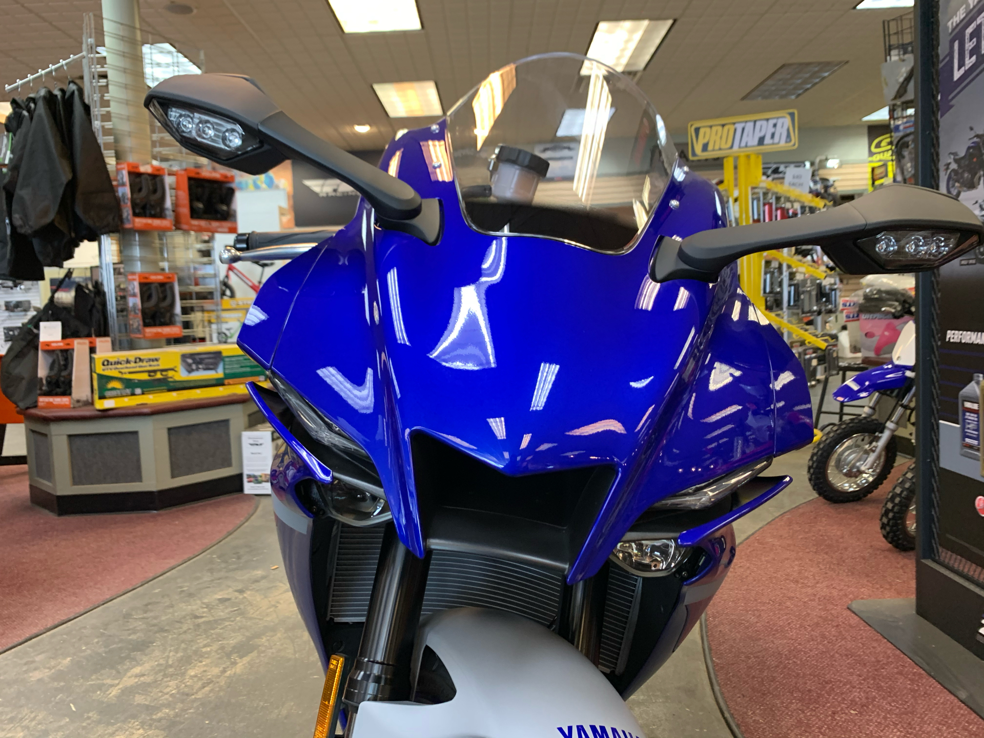 2021 Yamaha YZF-R1 in Petersburg, West Virginia - Photo 4