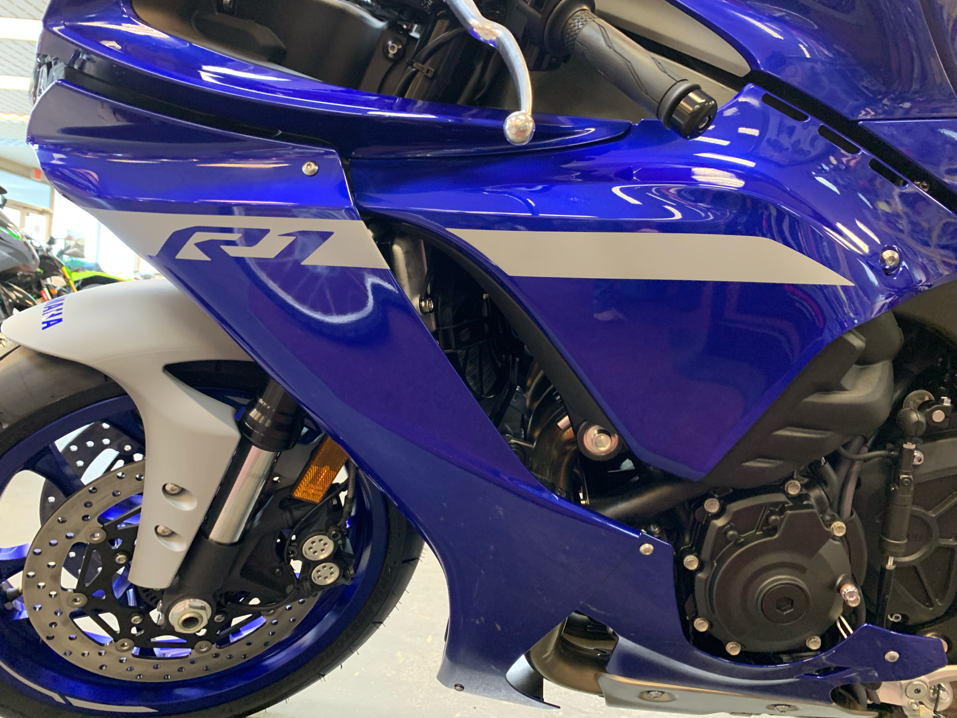 2021 Yamaha YZF-R1 in Petersburg, West Virginia - Photo 12