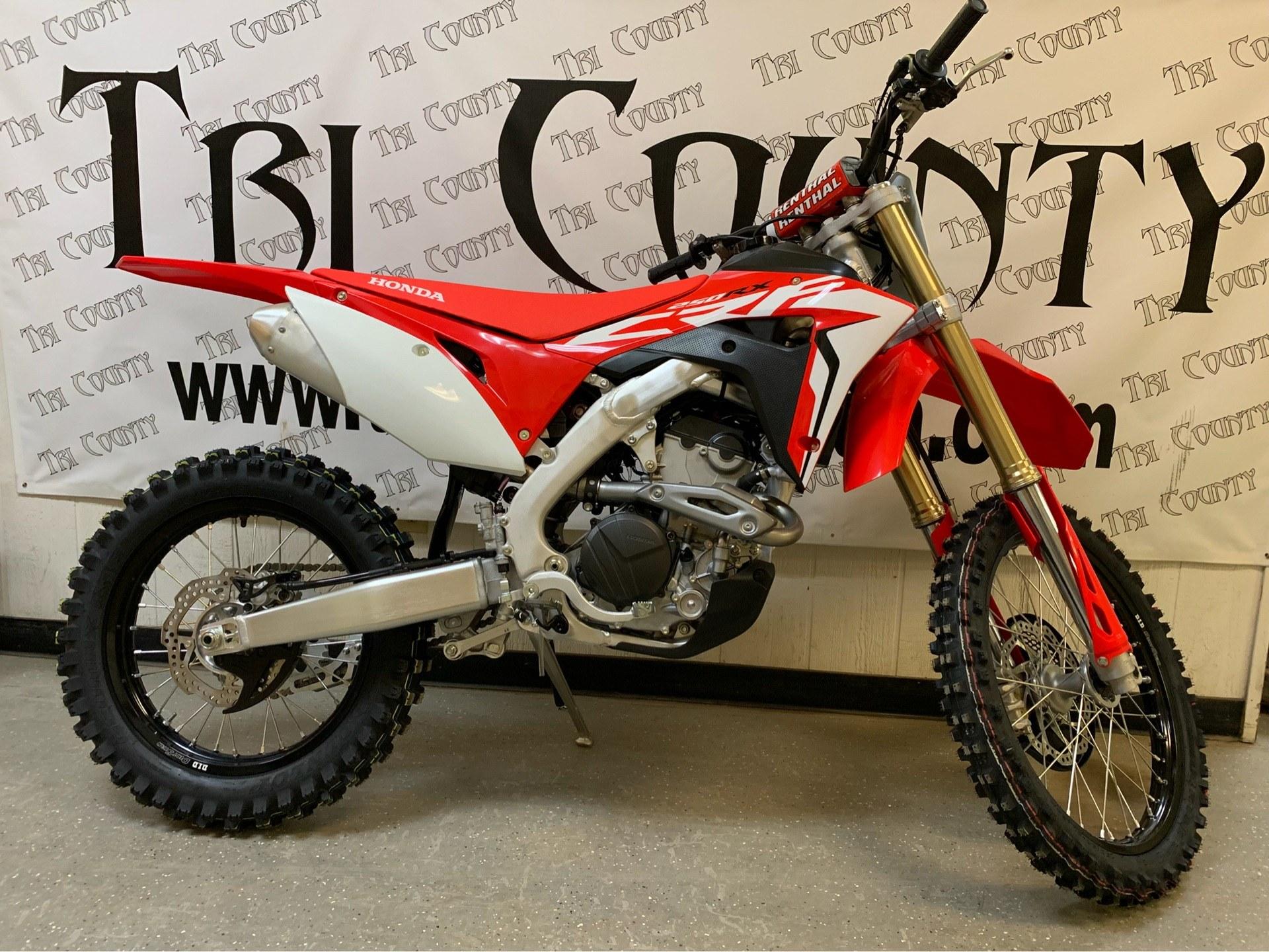 Tri County Honda >> 2019 Honda Crf250rx Motorcycles Petersburg West Virginia