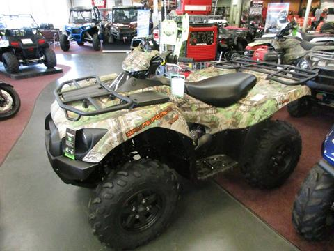 2017 Kawasaki Brute Force 750 4x4i EPS Camo in Petersburg, West Virginia