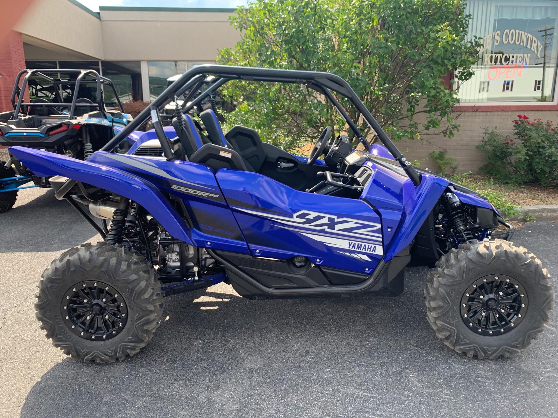 2019 Yamaha YXZ1000R SS SE in Petersburg, West Virginia
