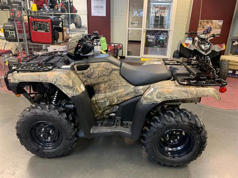 2020 Honda FourTrax Foreman 4x4 in Petersburg, West Virginia
