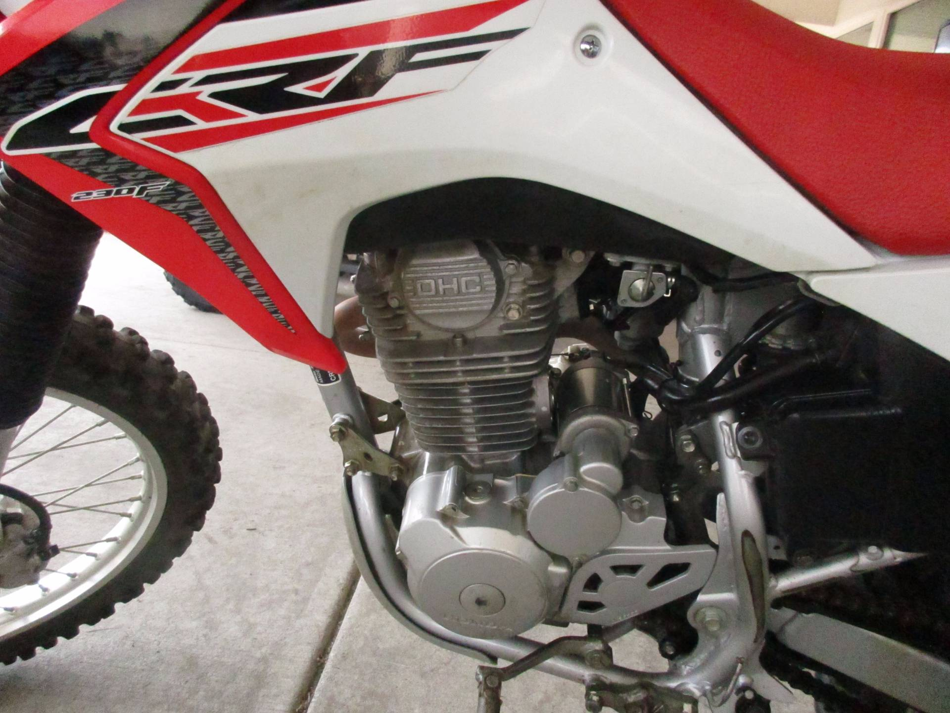 2016 Honda CRF230F in Petersburg, West Virginia