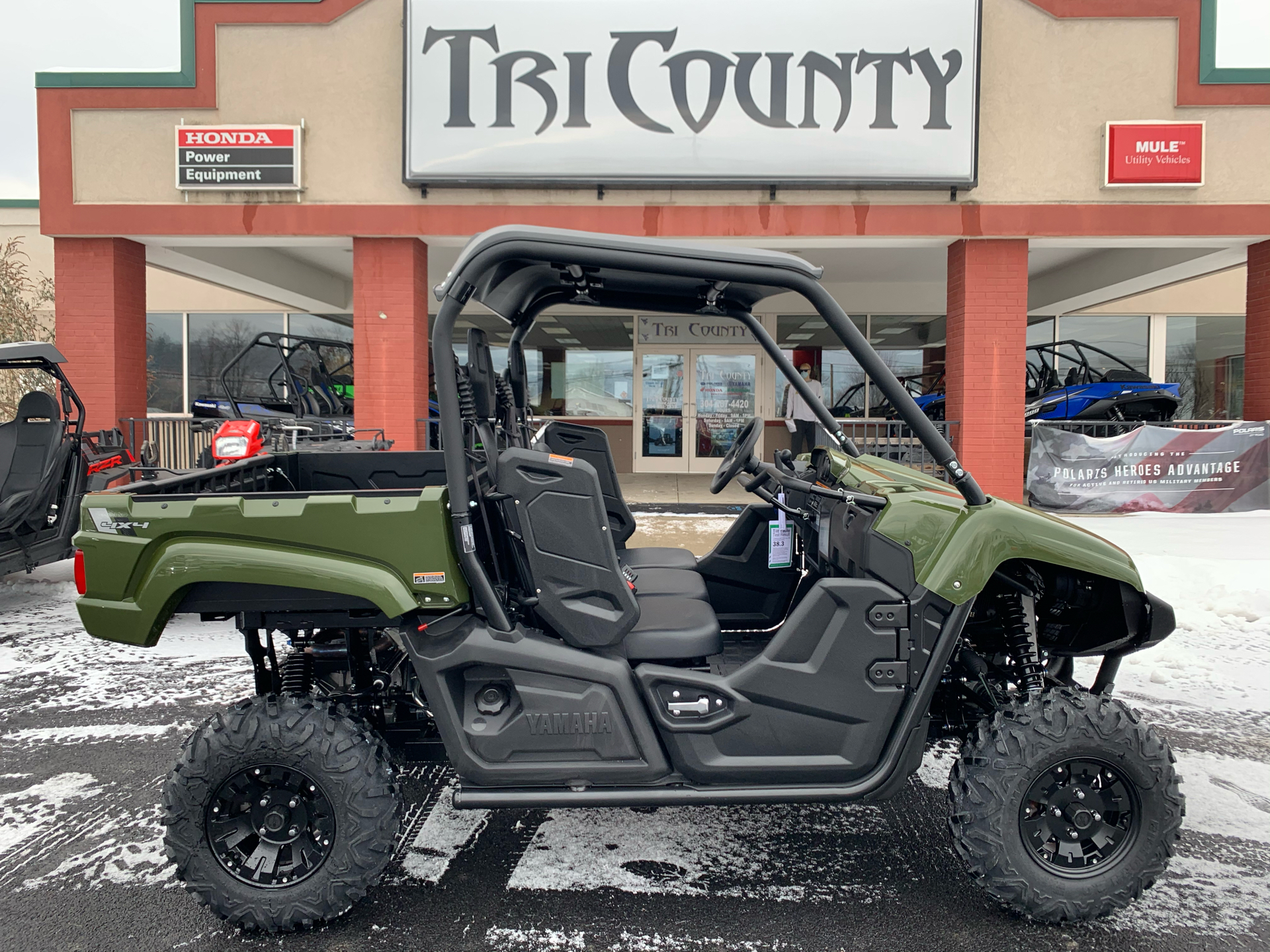 2021 Yamaha Viking EPS in Petersburg, West Virginia - Photo 1