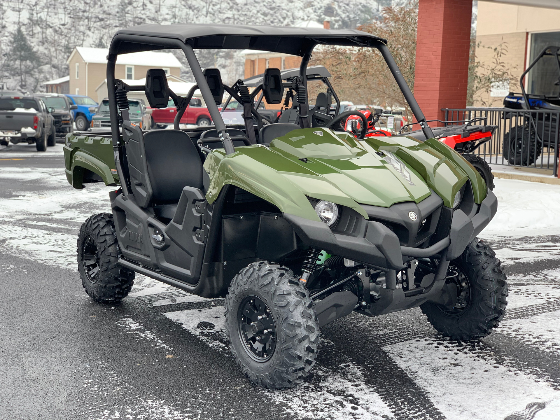 2021 Yamaha Viking EPS in Petersburg, West Virginia - Photo 2