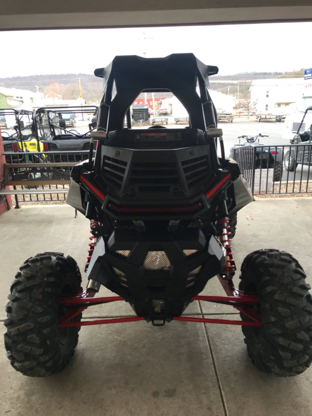 2019 Polaris RZR RS1 in Petersburg, West Virginia