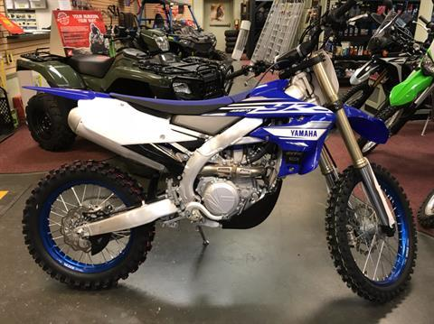 2019 Yamaha YZ450FX in Petersburg, West Virginia