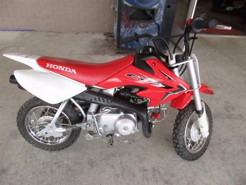 2013 Honda CRF®50F in Petersburg, West Virginia
