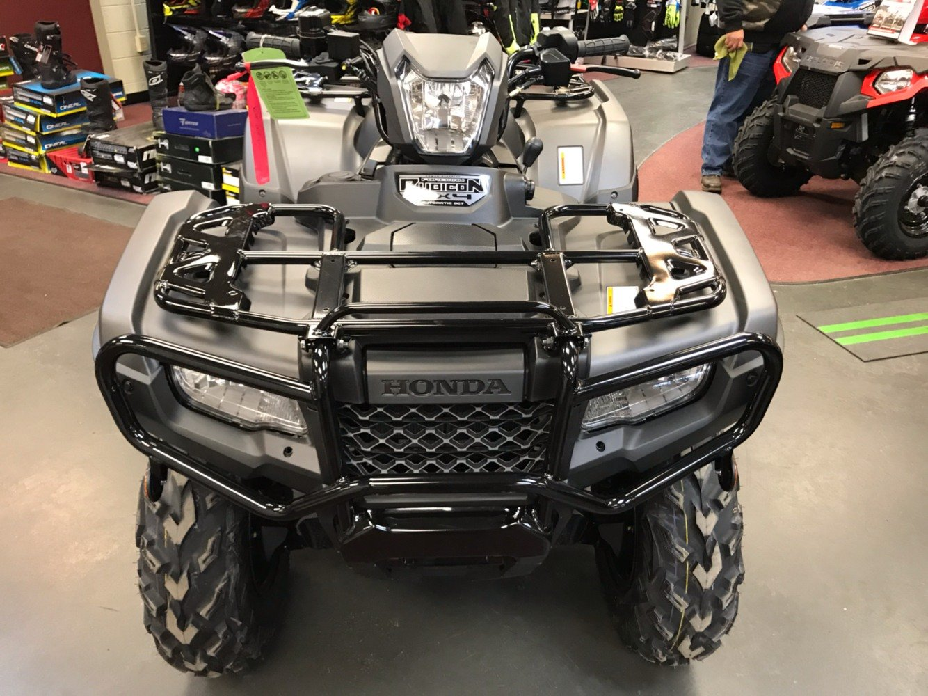 2019 Honda FourTrax Foreman Rubicon 4x4 Automatic DCT EPS Deluxe in  Petersburg, West Virginia