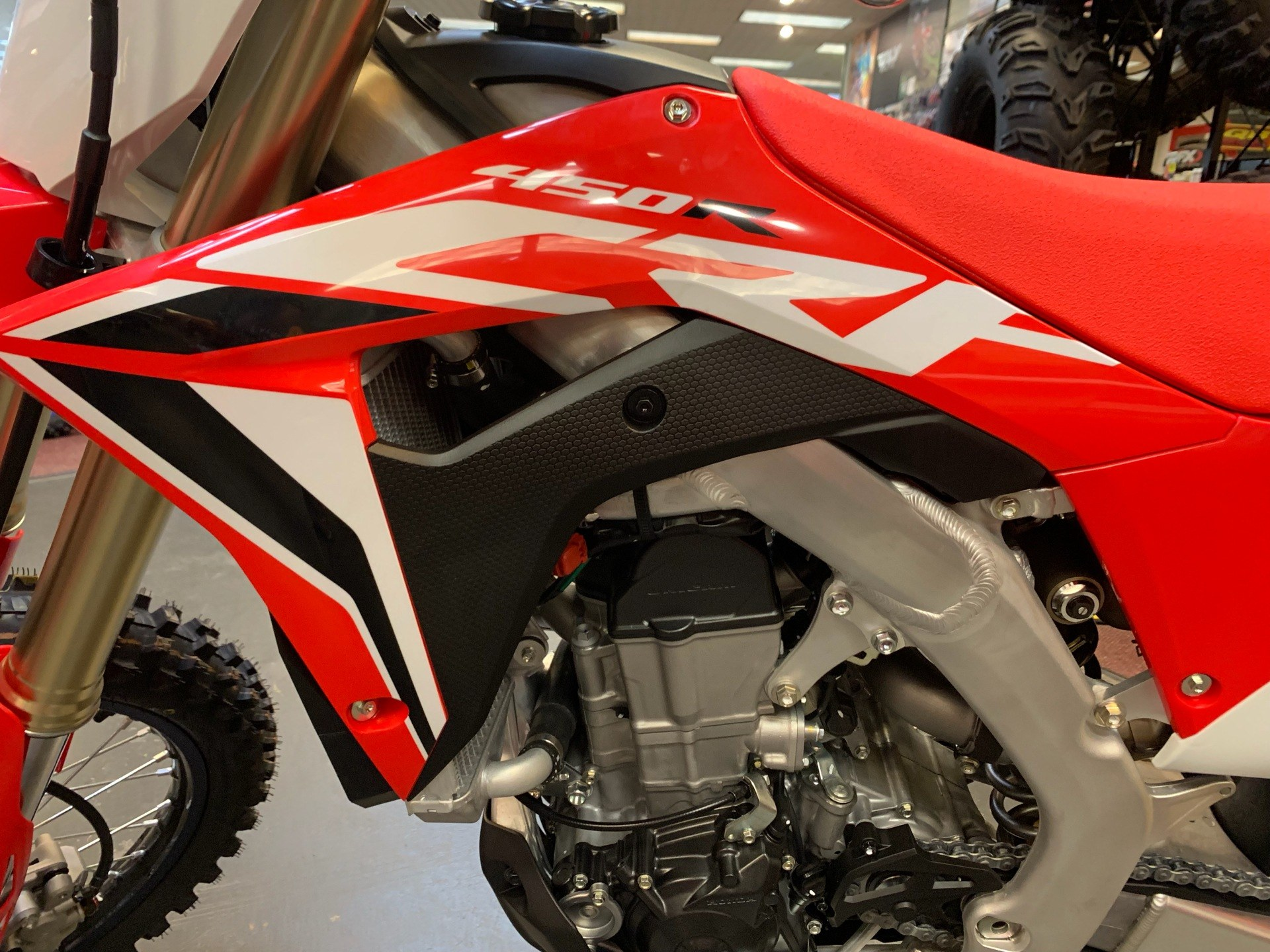 2020 Honda CRF450R in Petersburg, West Virginia - Photo 6