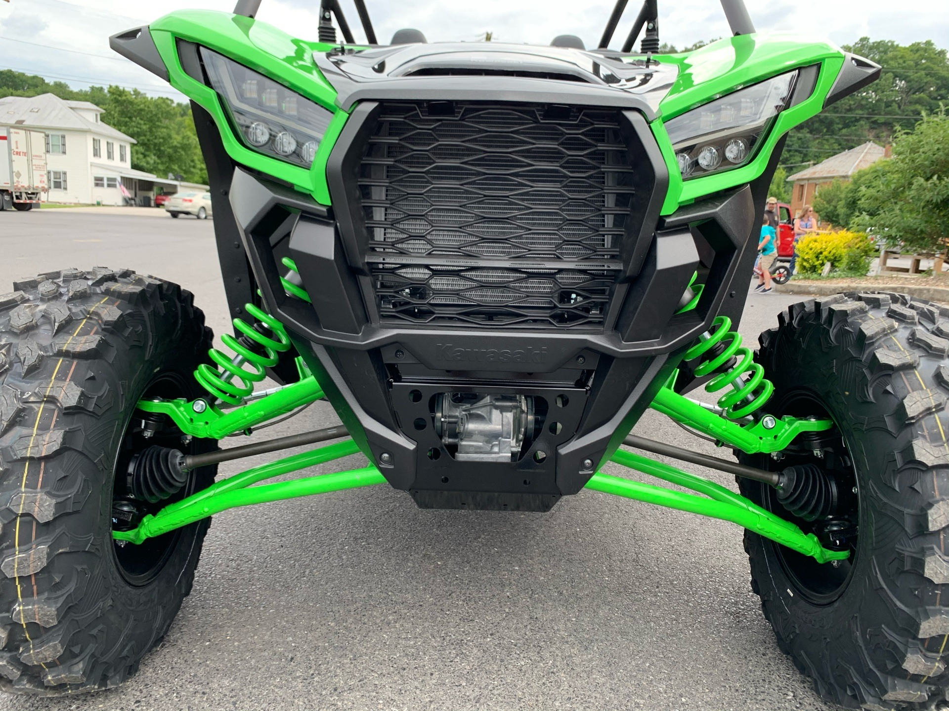 2021 Kawasaki Teryx KRX 1000 in Petersburg, West Virginia - Photo 11