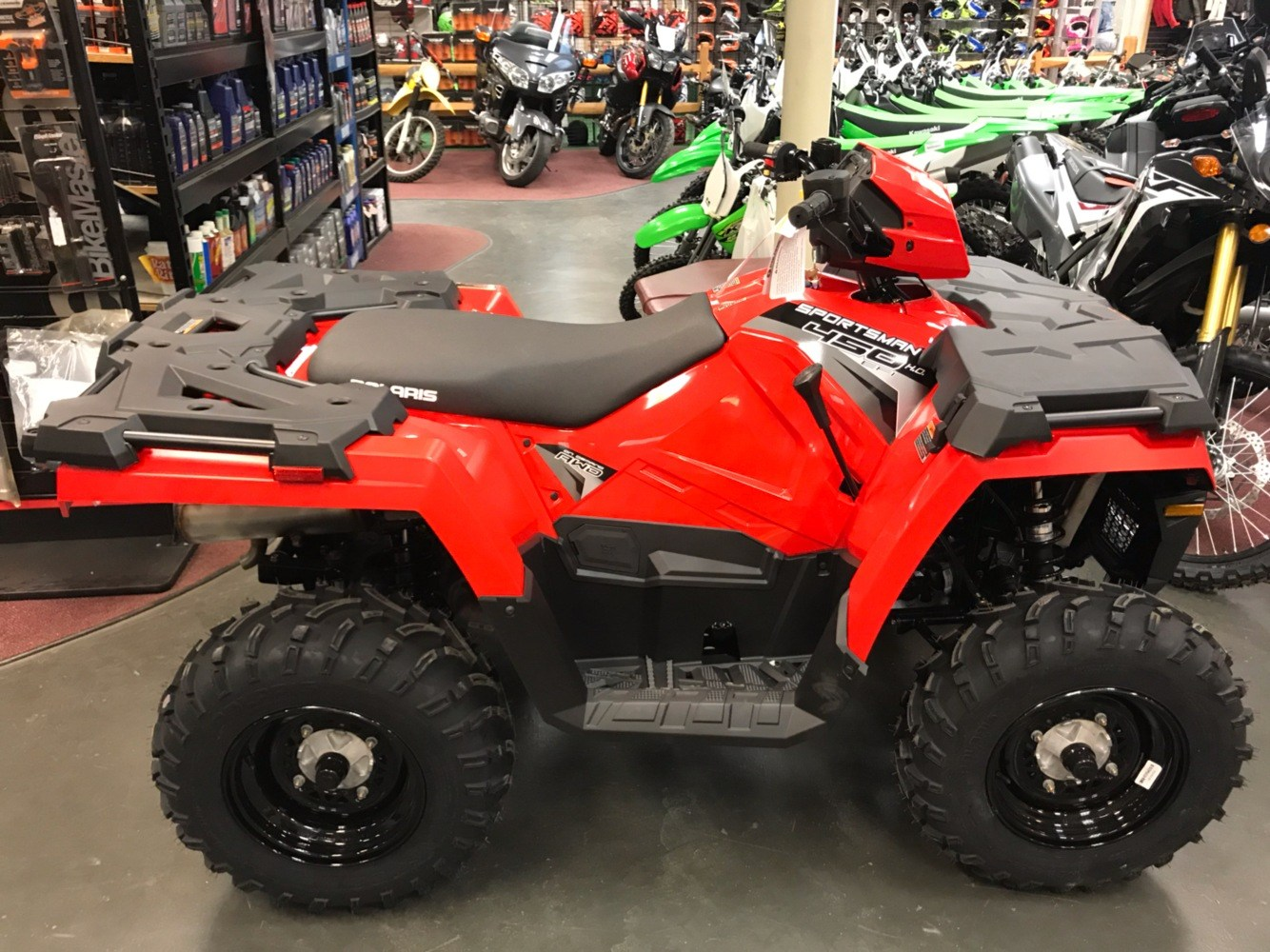 2019 Polaris Sportsman 450 H.O. 2