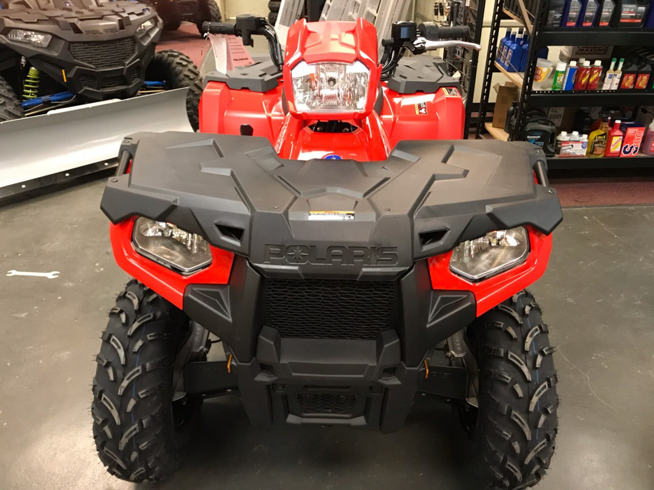 2019 Polaris Sportsman 450 H.O. 3