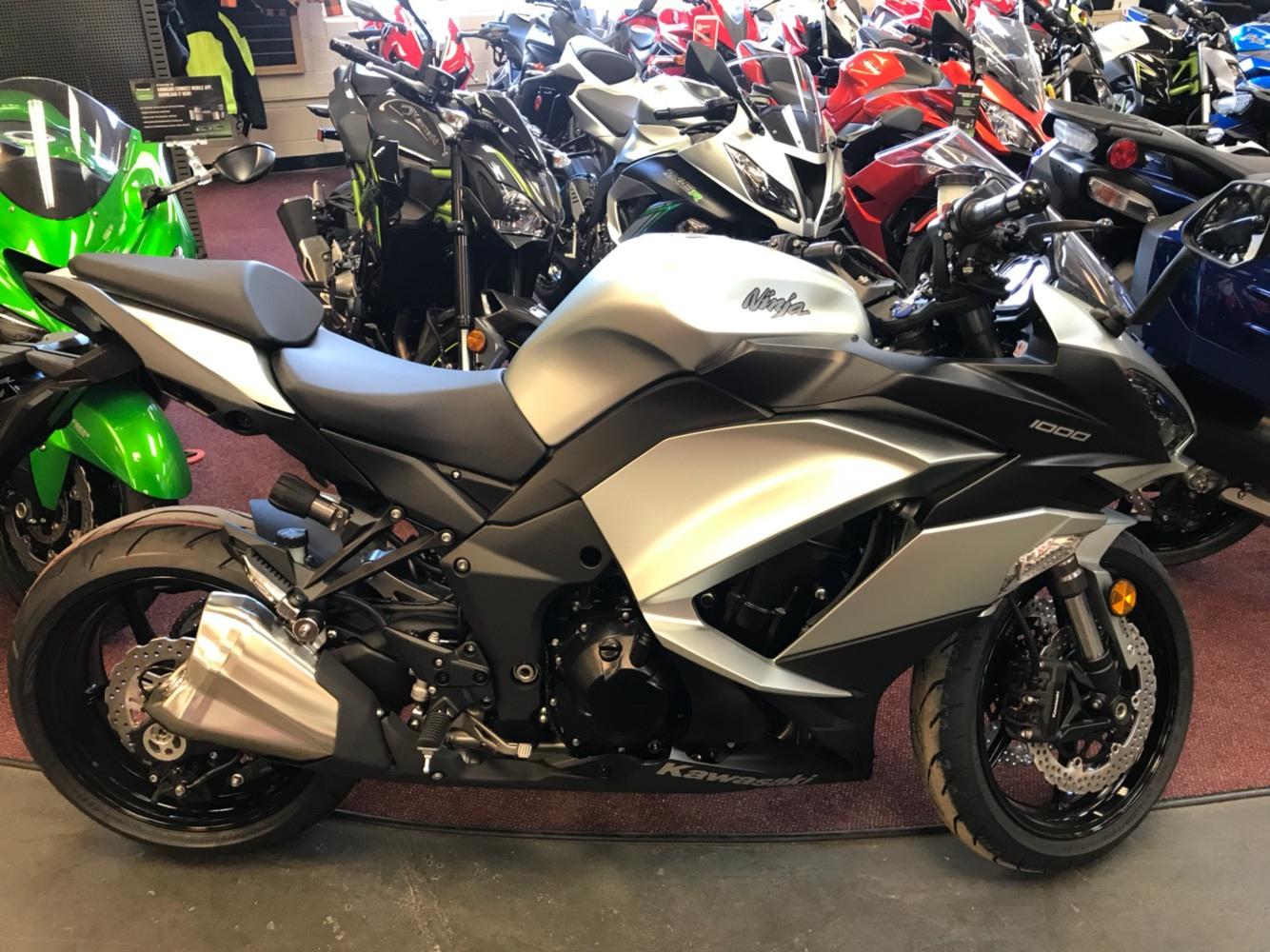 2018 Kawasaki Ninja 1000 Abs Motorcycles Petersburg West Virginia