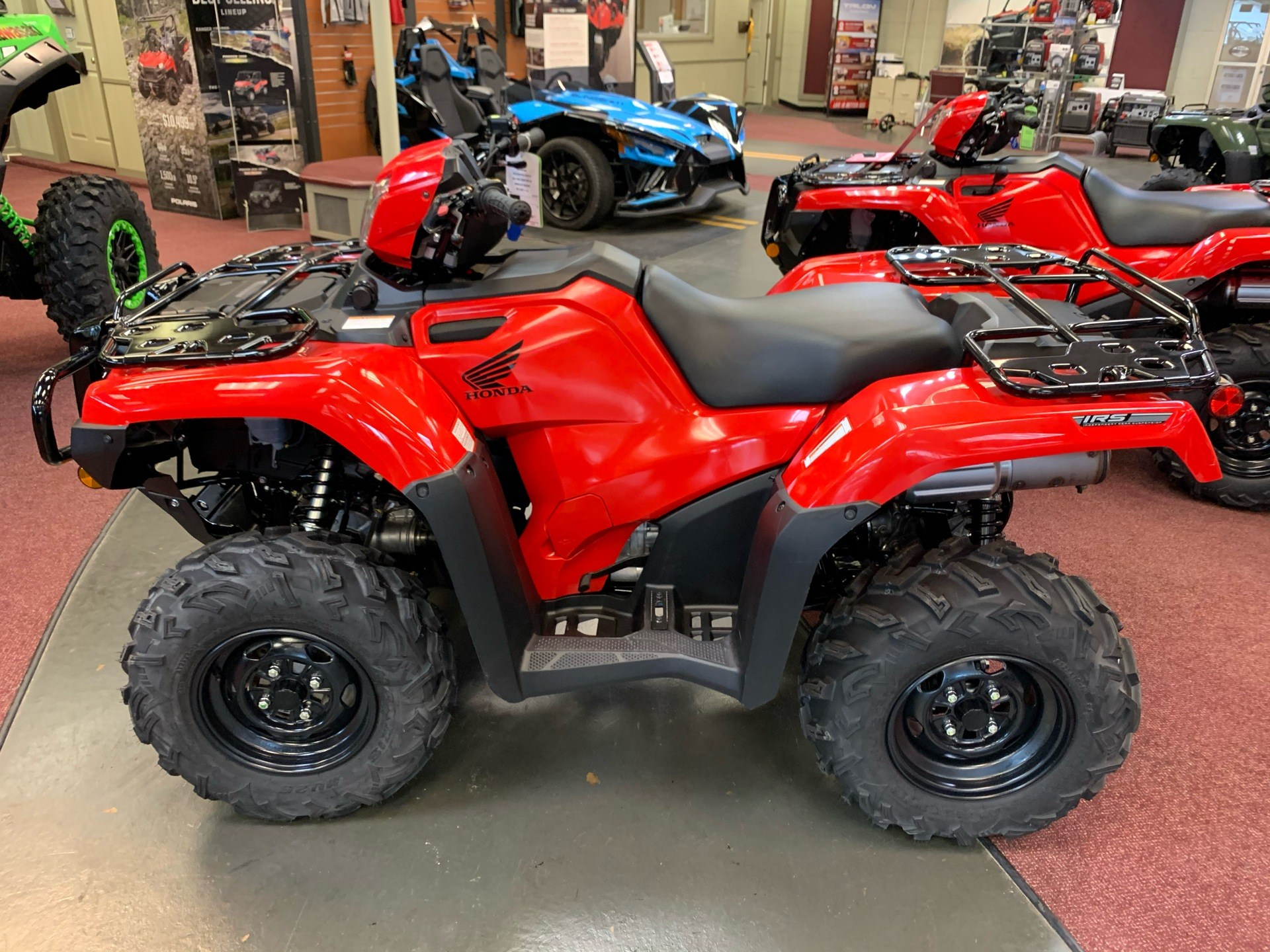 2021 Honda FourTrax Foreman Rubicon 4x4 EPS in Petersburg, West Virginia - Photo 2