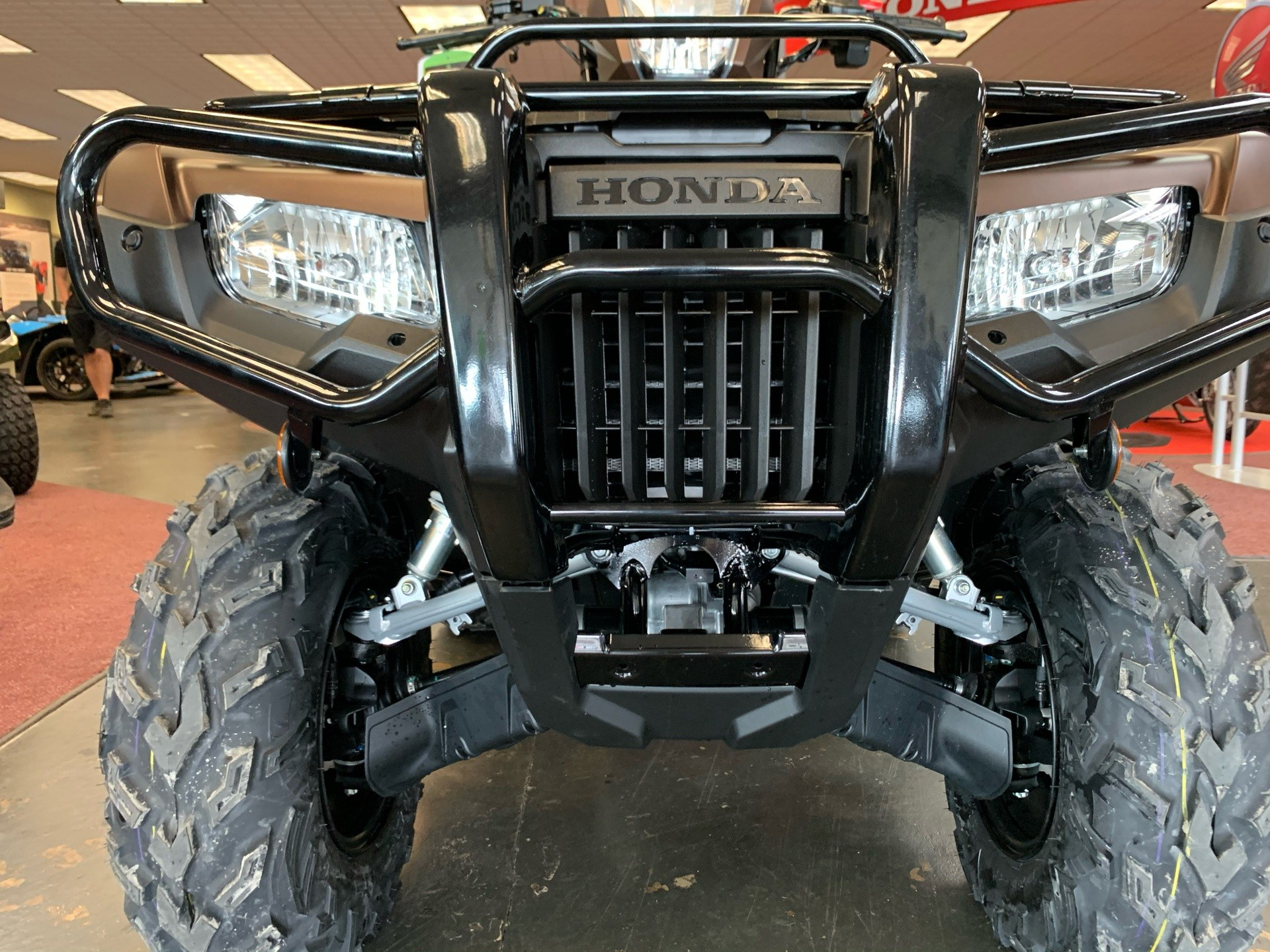 2021 Honda FourTrax Foreman Rubicon 4x4 Automatic DCT EPS Deluxe in Petersburg, West Virginia - Photo 11