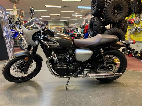 2019 Kawasaki W800 Cafe in Petersburg, West Virginia - Photo 3
