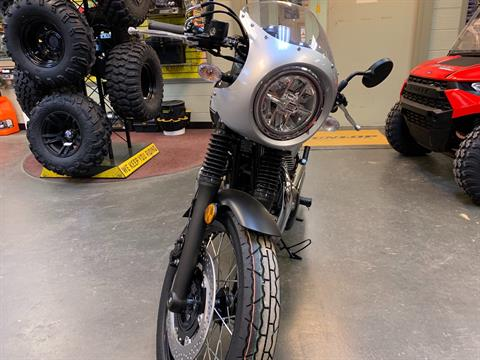 2019 Kawasaki W800 Cafe in Petersburg, West Virginia - Photo 4