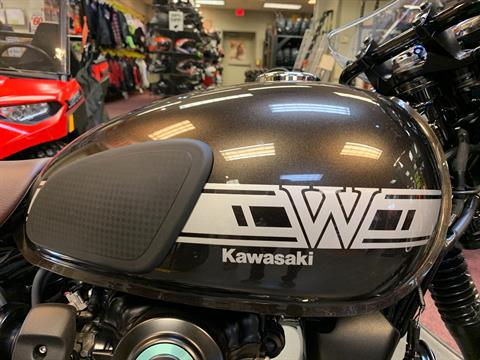 2019 Kawasaki W800 Cafe in Petersburg, West Virginia - Photo 6